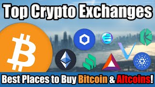 Top 5 Best Cryptocurrency Exchanges To Buy Bitcoin and Altcoins in 2020 | ULTIMATE GUIDE