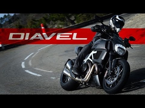 Ducati Diavel - MotoGeo First Ride Review
