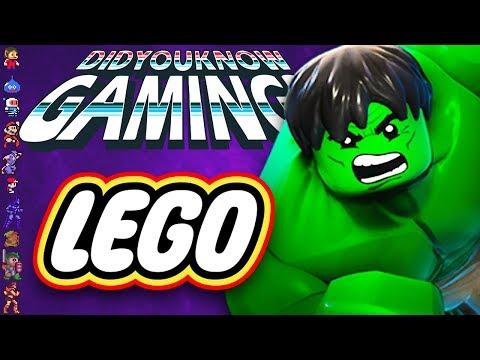 LEGO hry na motivy filmů