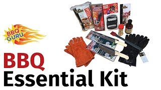 BBQ Guru Essential Kit - All the tools you need to begin in BBQ.
