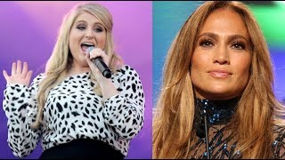 Famous People Reacting to Meghan Trainor!!!!
