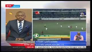 KTN Leo: Timu ya Harambee Stars yashinda DRC katika mechi ya kirafiki jijini Kinshasa, 5/10/16