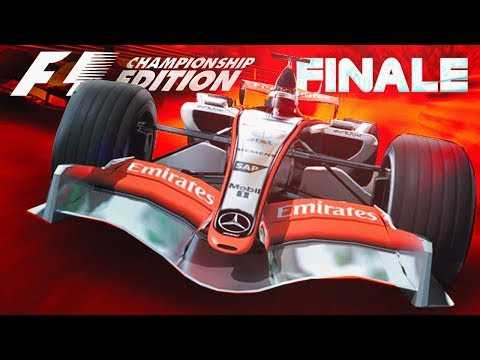 F1 2006 Career Mode Season 5 FINALE (видео)