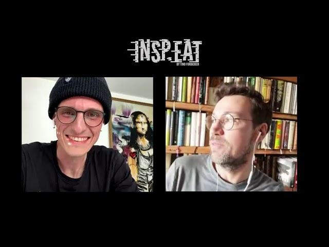 """Lukáš Hejlík: """"Já toto definuju jako nejdražší dovolenou."""" (INSP.EAT podcast)"""