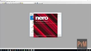 Descargar Nero Portable 2018 (Nero Burning Rom 12)