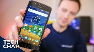Moto G5 Review - It's JUST £160! | The Tech Chap
