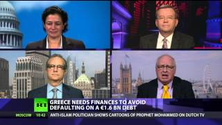 CrossTalk: Greek pain