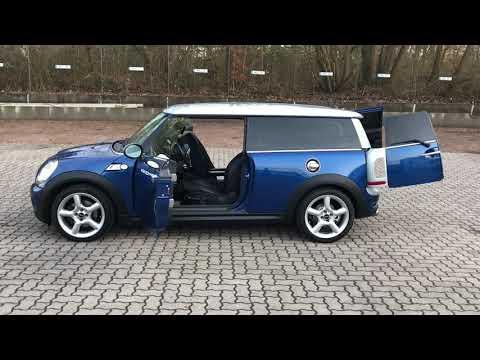 Video zapis MINI Cooper S Clubman TÜV und Service frisch