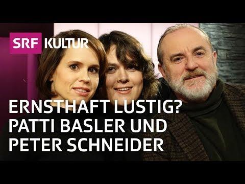 Patti Basler und Peter Schneider: Ernsthaft lustig?  | SRF Sternstunde Philosophie