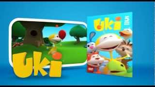 UKI DVD BOX - Pub Télé