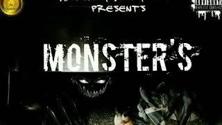 Monsters by Gator Getem ft. Sunny Santino prod. By Syndrome   13th Dynasty Entertainment