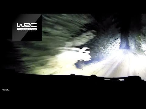 WRC - Wales Rally 2019: Onboard compilation Toyota