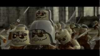 LEGO Lord of the Rings - The Return of the King FULL MOVIE