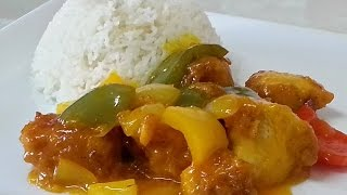 Sweet And Sour Chicken (Caribbean Best) | Recipes By Chef Ricardo