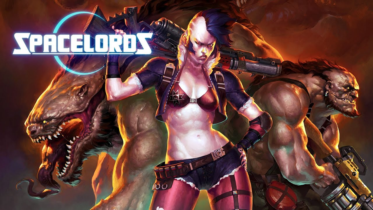Raiders of the Broken Planet - Wardog Fury Campaign Trailer - System