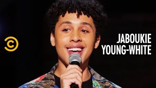 A Frat Bro Explains Feminism - Jaboukie Young-White