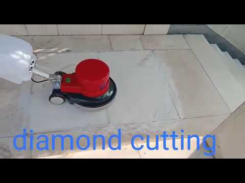 ET 005 Floor Scrubber Cleaning Machine