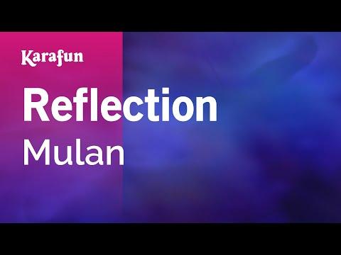 Karaoke Reflection -  *