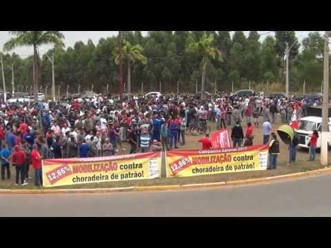 VÍDEO DA CAMPANHA SALARIAL 2012 – METAL CAMPINAS
