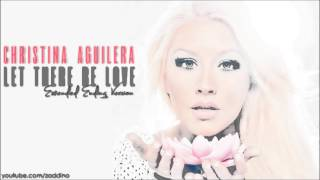Christina Aguilera - Let There Be Love (Extended Ending Version)
