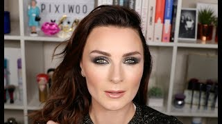 Holiday Party Full Face Makeup Tutorial & Limited Edition You Glow Girl
