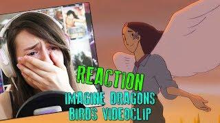 EMOTIONAL REACTION | BIRDS   IMAGINE DRAGONS