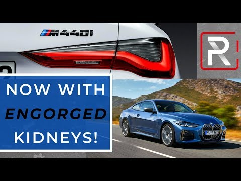 External Review Video ZjfpgF0geUw for BMW 4 Series Coupe (2nd gen, G22)