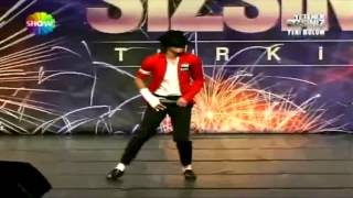 Michael Jackson Dance By Fatih Jackson Part 1