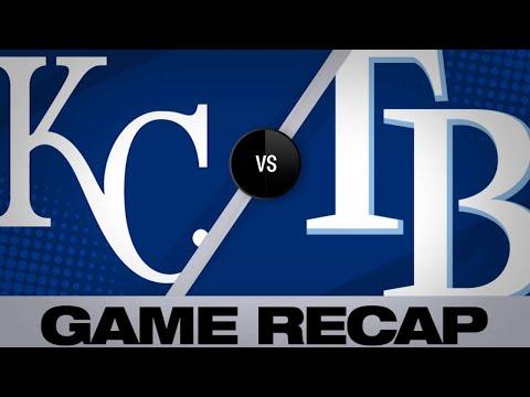4/22/19: Zunino's go-ahead home run ignites Rays