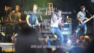 Take It Out On Me By Florida Georgia Line Lyric Video