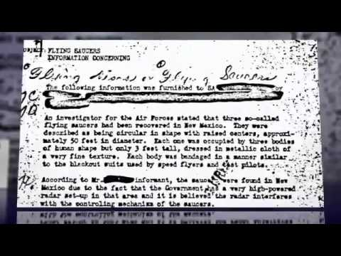 UFO: Questo è il documento FBI più visitato nella 'camera blindata' del sito