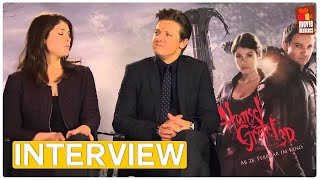 Hansel & Gretel | Jeremy Renner And Gemma Arterton Exclusive Interview (2013) GEWINNSPIEL