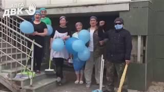 От субботника к отставке Назарбаева