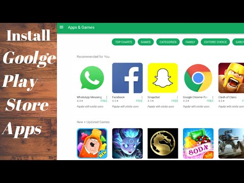 How To Install Android Apps On Windows 10/8/7 Laptop/PC -The Best Way-Without Bluestacks 2019-2020