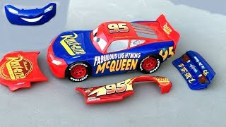 Disney Cars Toy Lightning McQueen Thomas and Friends Trains