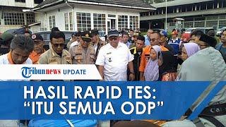 Bupati Sukabumi Jawab soal Warganya Terbanyak Positif Covid-19 dari Hasil Rapid Test: Itu Semua ODP
