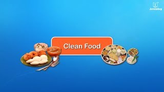 Clean Food Is Important For Us | Video For Kids | Periwinkle