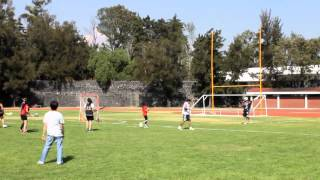 Highlights 1er Partido Femenil de Lacrosse en México