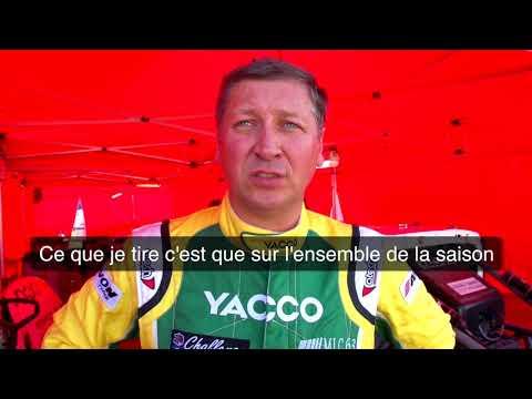 Rallycross 2017 - Le bilan des pilotes Yacco