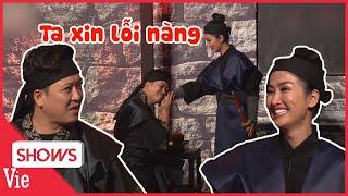 Quỳnh Lam quậy banh căn phòng của Trường Giang và cái kết bất ngờ | Ơn Giời Cậu Đây Rồi Mùa 7