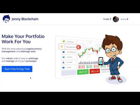 Jonny Blockchain Review