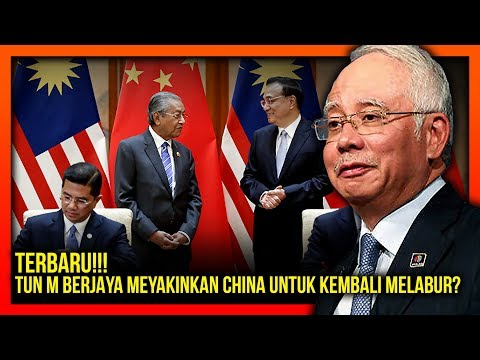 RENTASAN BERITA 490 | TERBARU!!! TUN M BERJAYA MEYAKINKAN CHINA UNTUK KEMBALI MELABUR?