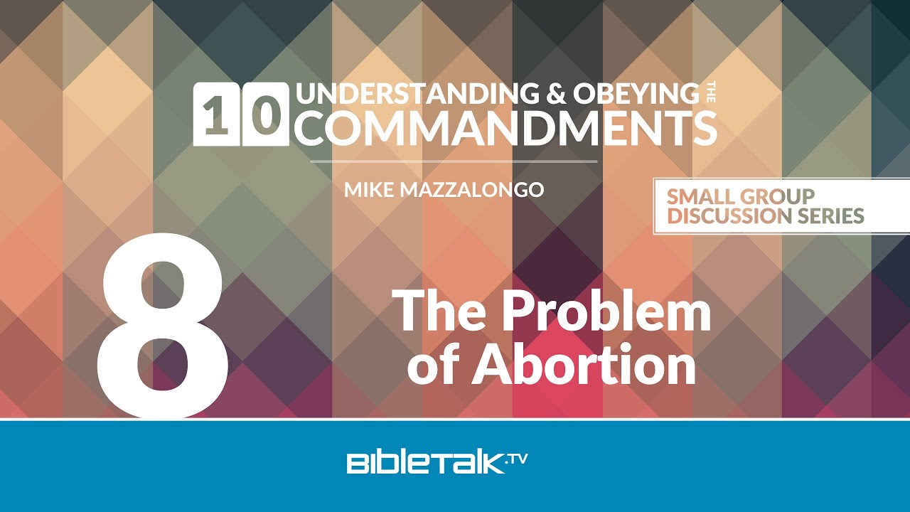 8. The Problem of Abortion