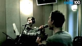 Christopher - Colours ft. Signe Muusmann live på Radio 100