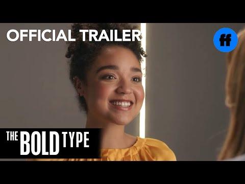 The Bold Type Season 2 First Look Promo