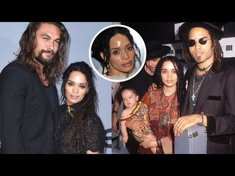 Lisa Bonet Family Video With Husband Jason Momoa
