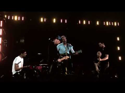 Coldplay - Paulistanos (live in Sao Paulo)