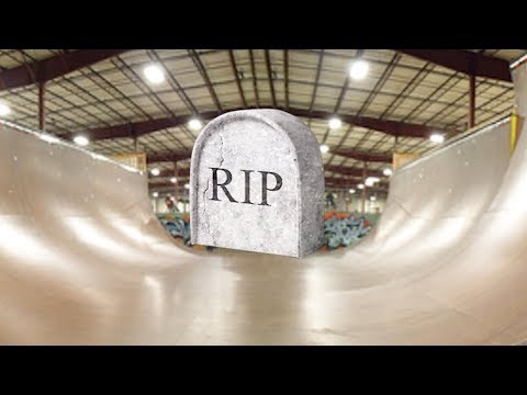 DEATH TO A SKATEPARK.