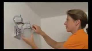 Jodi Marks:  Replacing A Light Fixture In The Home