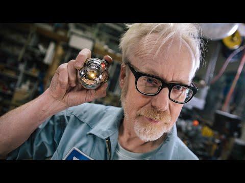 Adam Savage Builds A Thermal Detonator Kit